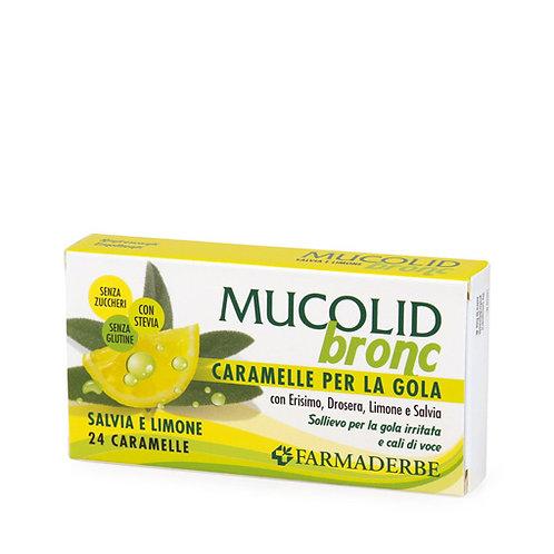 Mucolid bronc - SALVIA E LIMONE