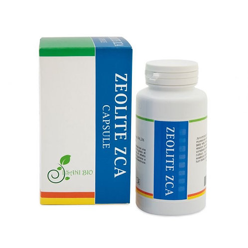 Zeolite capsule