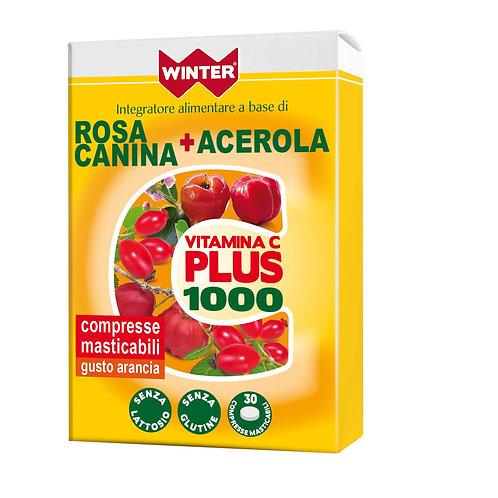 Vitamina C 1000 masticabile