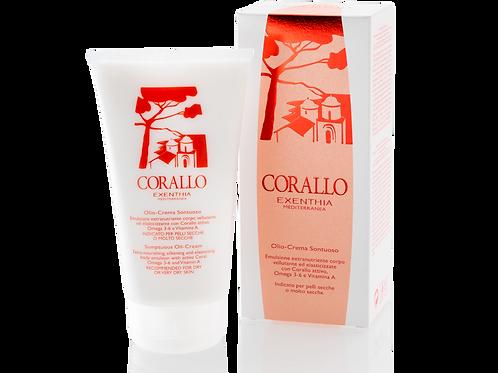 CORALLO Olio-Crema corpo