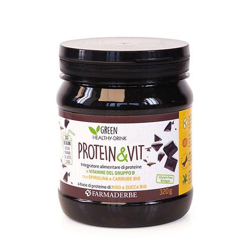 Protein&Vit Cioccolato