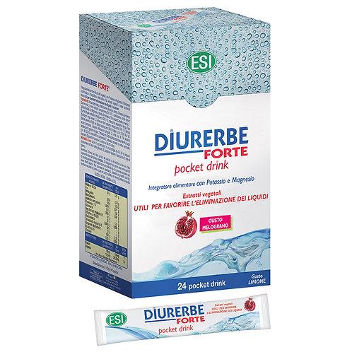 DiurErbe Forte pocket drink - MELOGRANO