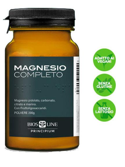 Magnesio completo - polvere