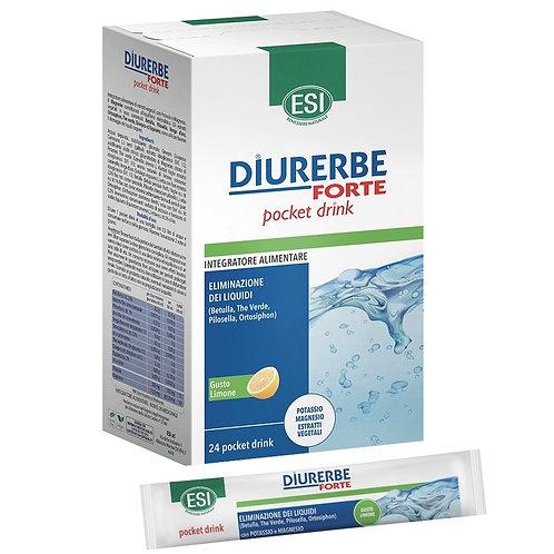 DiurErbe Forte pocket drink - LIMONE
