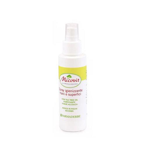 Micovit spray igienizzante