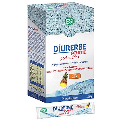 DiurErbe Forte pocket drink - ANANAS