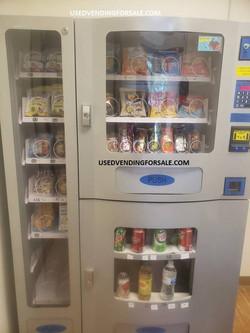 Office Deli Combo Vending Machine