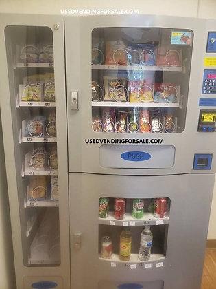 Office Deli Combo Vending Machine Sussex, Nj $1200 (SOLD)