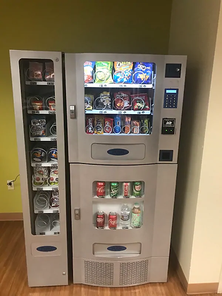 3 Brand New Office Deli Vending Machines