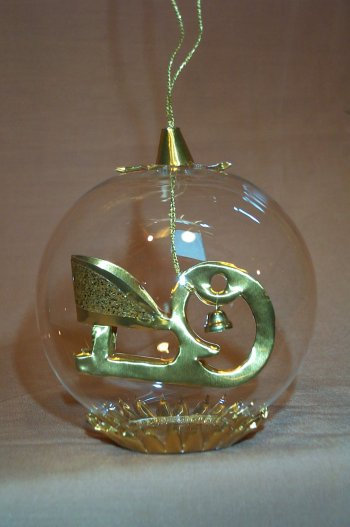 Gold Sleigh   157