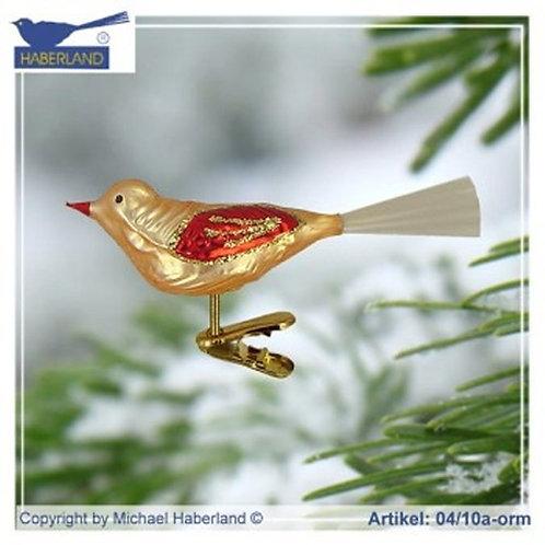Bird  Orange  A04-10e-orm