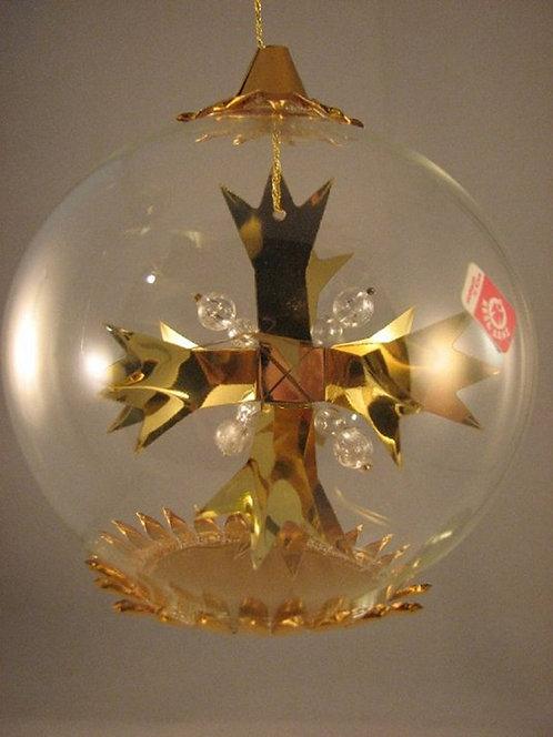 Gold Snowflake    113