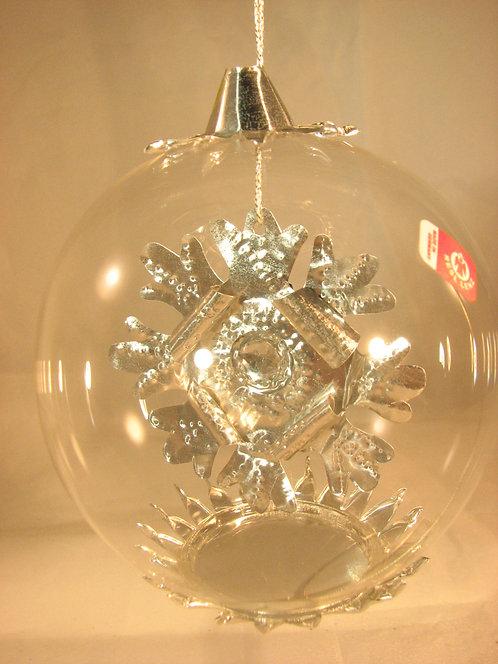 Snowflake Jewel Silver  172S