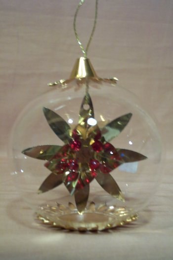 Gold Poinsettia  115G