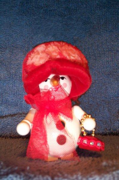Fashion Snowman-(Z-564)