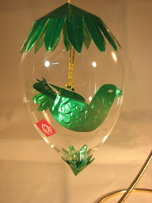 Green Bird Egg