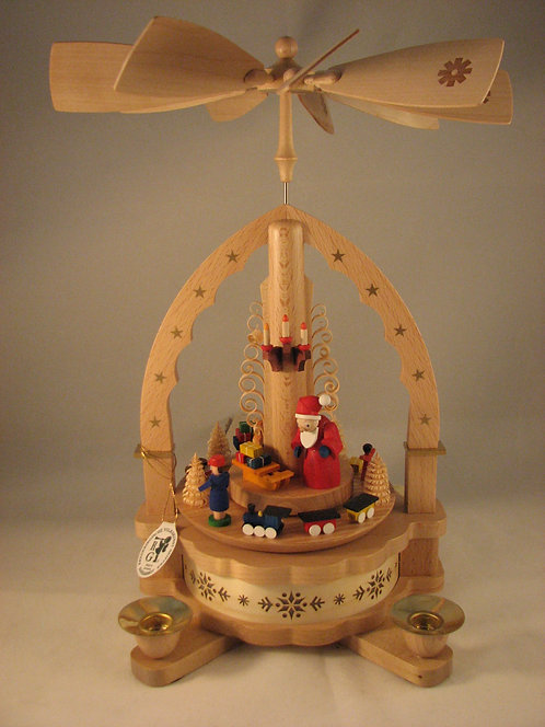 Mini Santa Pryamid Electric  08088