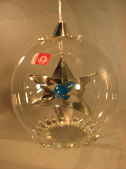 Silver Large Star  120s