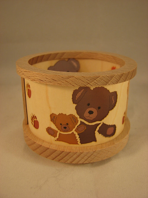 Bear Tea Light                      04413