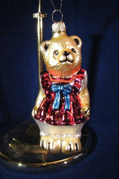Teddy Bear Girl    A07-134B