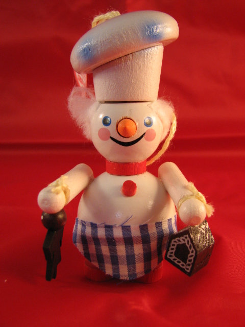 Baker Snowman-(Z-2922)