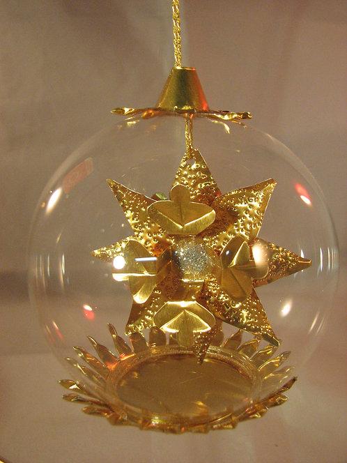 Snow Crystal Gold