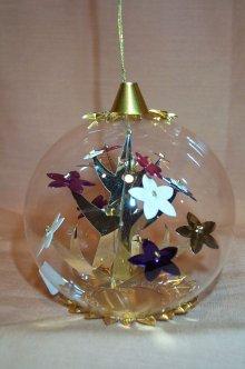 Lilac Flower Tree       124L