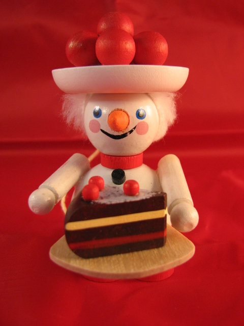 Miss Black Forest Snowman-(Z-2903)