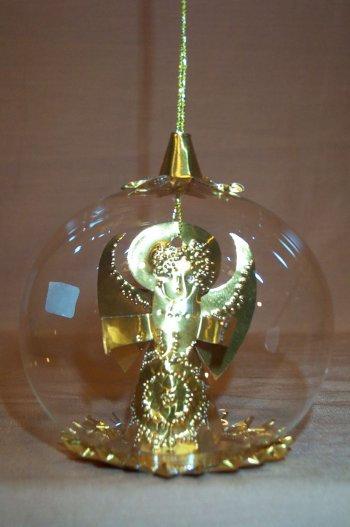 Gold Embossed Angel 95E