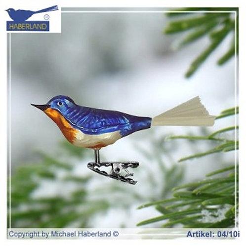 Bird Blue/Orange  A04/10i