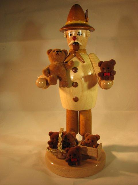 Teddy Bear Seller