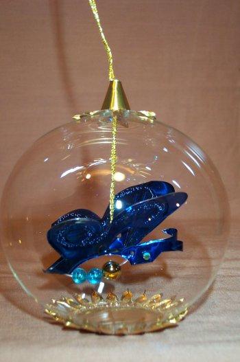 Blue Butterfly       144B