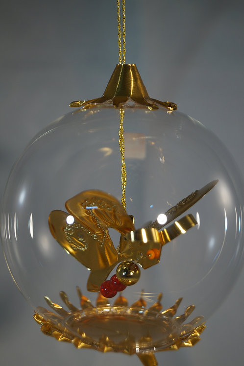 Gold Butterfly  144G