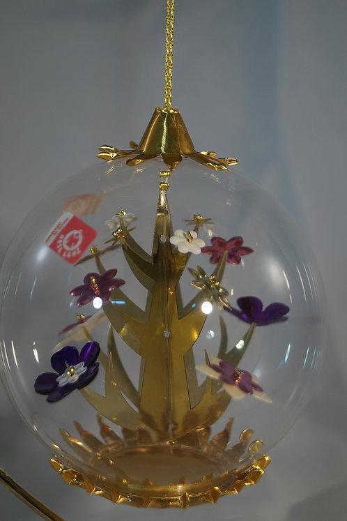 Violet Flower Tree  124V