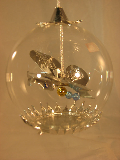 Silver Butterfly   144S
