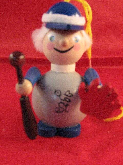 Baseball Player-(Z-432)