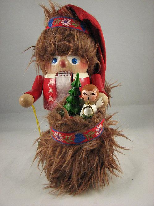 Bavarian Santa Troll
