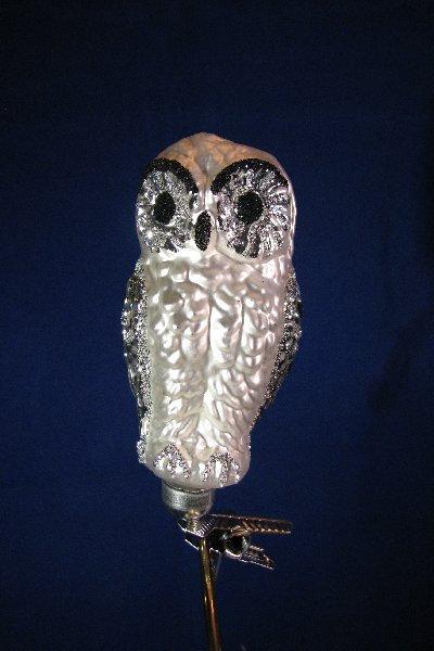 Snowy White Owl     A03-11A