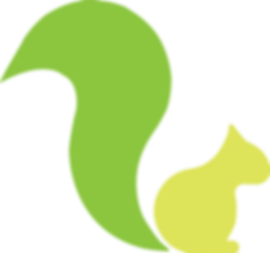 Squirrel Logo of Innovative Wildlife Control