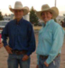 Naomi Bancroft Tawny Fye Setting Sun Ranch LLC
