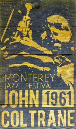 Montery Jazz Festival - Pop Art