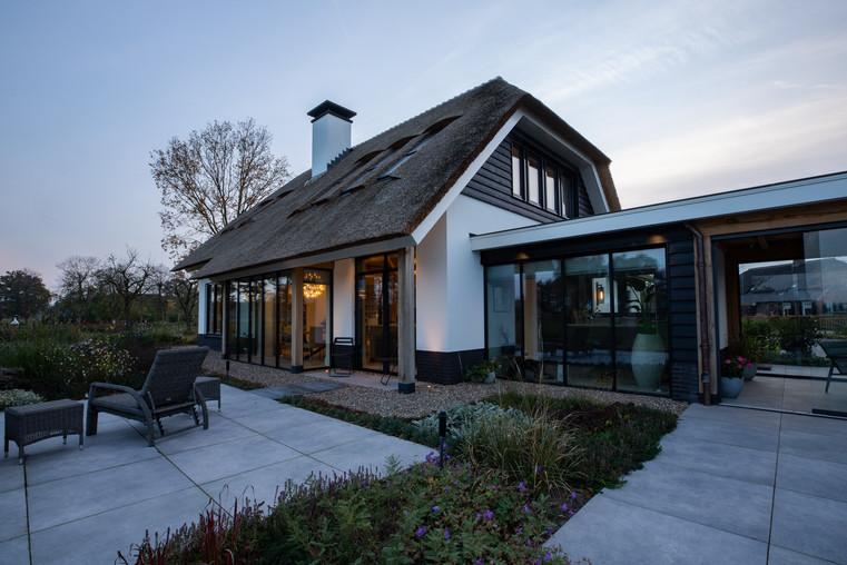 Modern woonhuis Lunteren