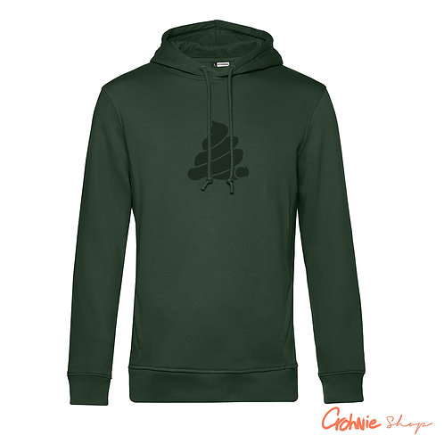 Hoodie man - Forest Green