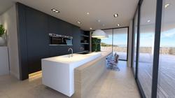 Villa Frankrijk - keuken