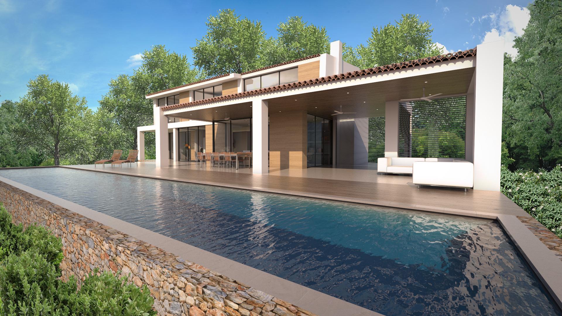 Villa Frankrijk