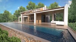 Villa Frankrijk - terras