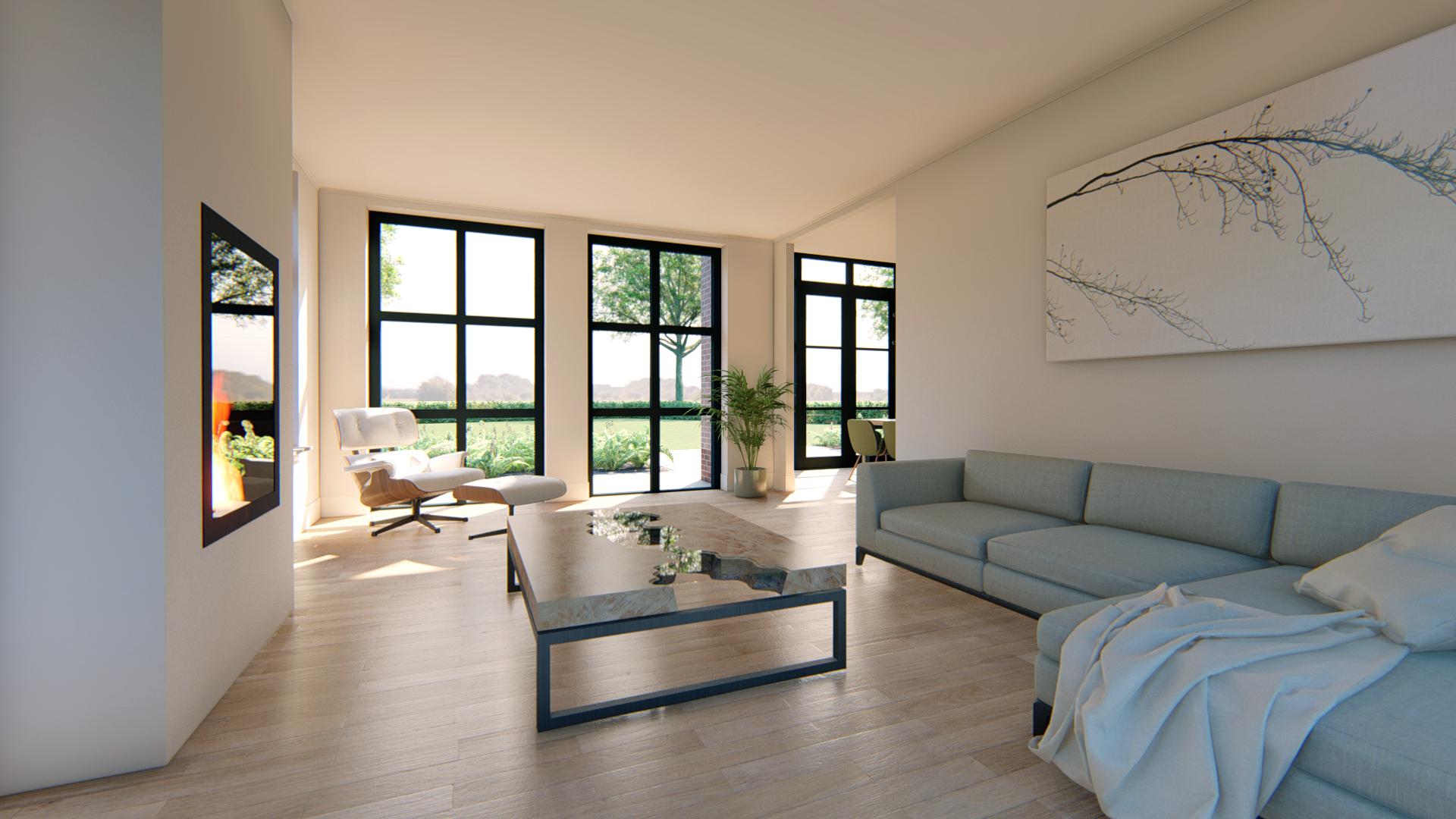 Villa Nijerode - Interieur 1