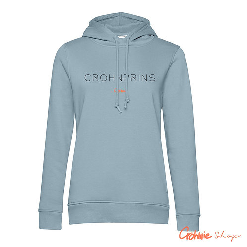Hoodie vrouw - Crohnprins