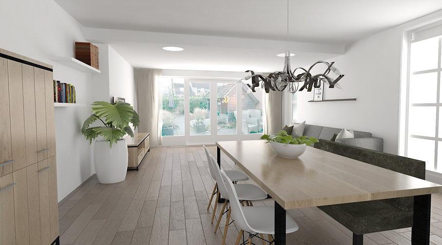 woning verkoop, funda, jaap.nl, interieur, 3d ontwerp, interieur styling, architect, makelaar, impressie, artist impession