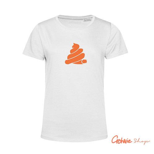 Shirt vrouw – Koningsdag Poepie Solid